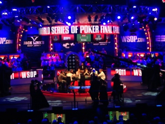 world series of poker final table