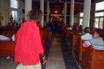 Attending the Garifuna day celebration