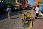 downtown san pedro belize image