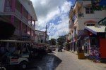 front street san pedro belize picture