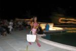 poolside party belize