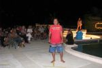 pool side party belize