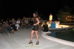 pool side party san pedro fitness club belize