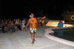 poolside party san pedro belize