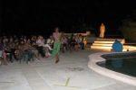 pool side party san pedro belize