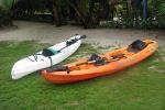 sea kayaking belize