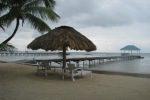 beach ambergris caye belize
