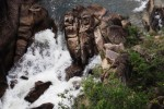 Pools on Rio rock art san ignacio