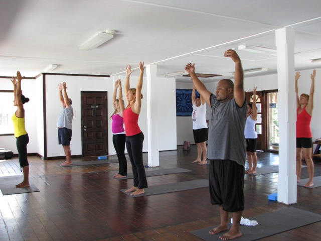 yoga retreats belize