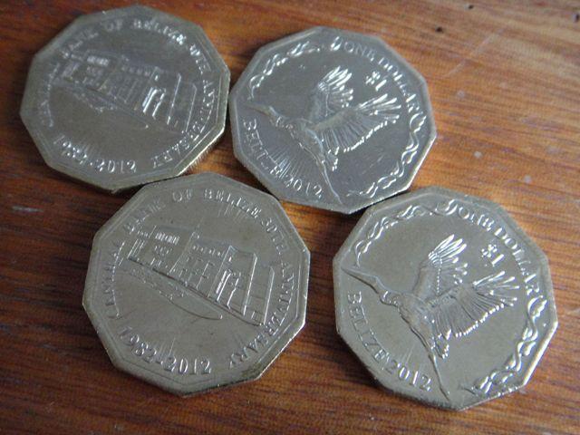 belize exchange rate