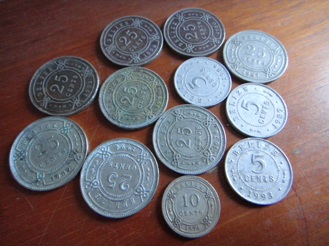 belize currency