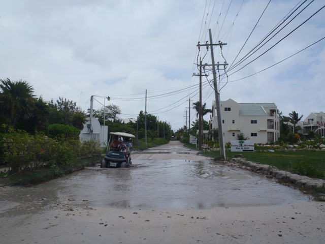 north ambergris caye picture