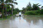 hurricane in belize