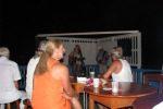 karen waldrup playing at wet willy's cantina san pedro