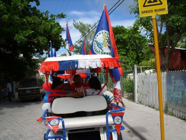 belize celebrations