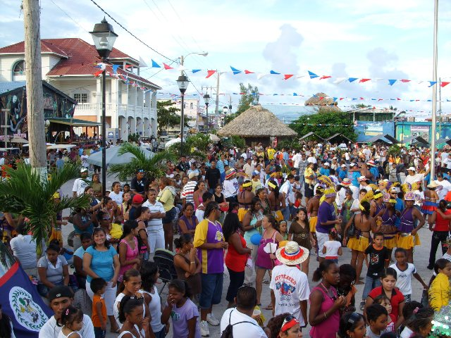 september celebrations in belize