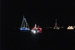 holiday boat parade