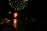 Fireworks pictures from san pedro belize