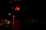 san pedro belize celebration fireworks display