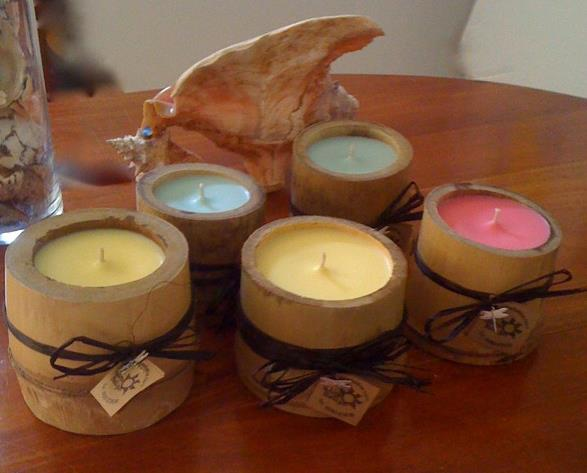 best smelling candles made in belize