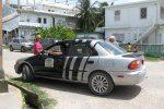 belize taxi