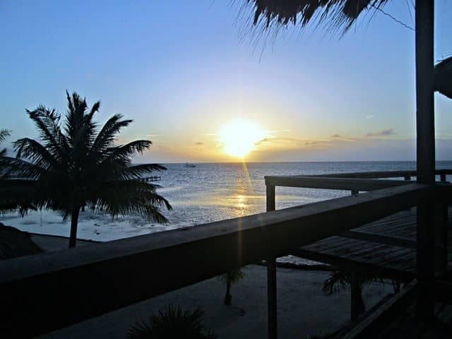 belize sunrise picture by amy fordyce