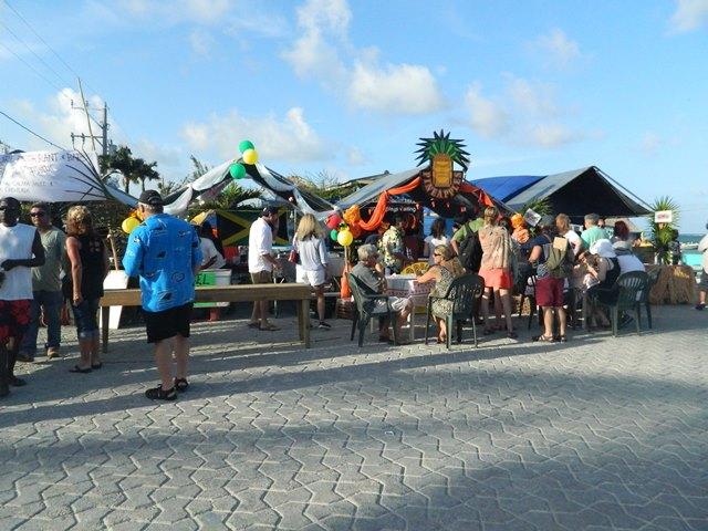 annual lobsterfest san pedro belize