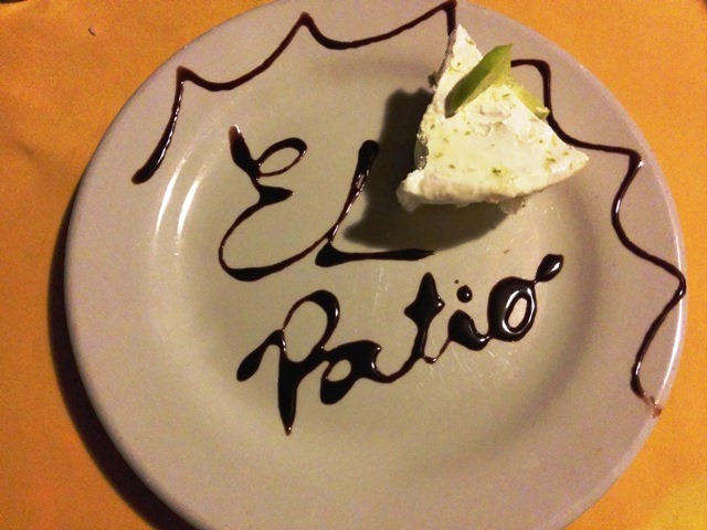 best keylime pie in belize as of aug 2014