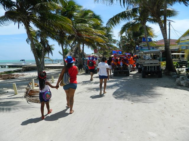 belize beach pictures