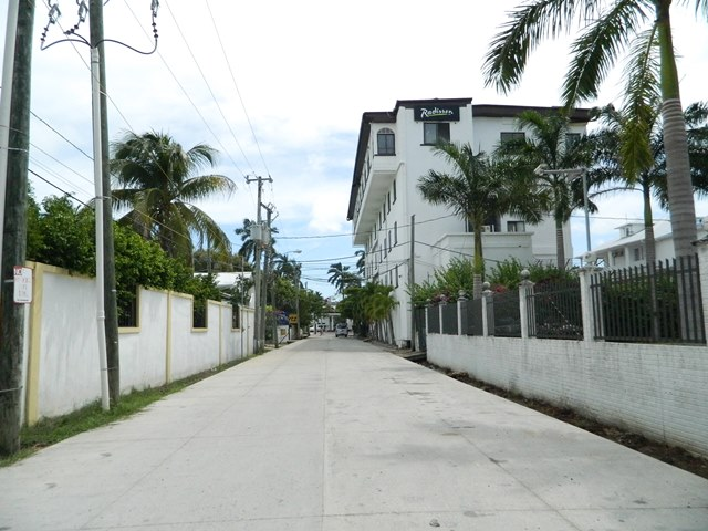 radison hotel belize city