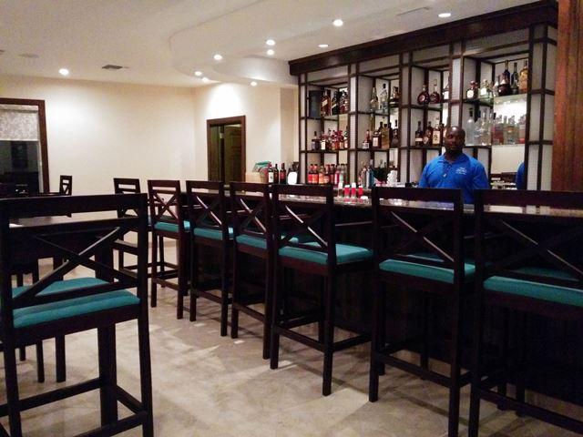 rain restaurant at grand caribe resort