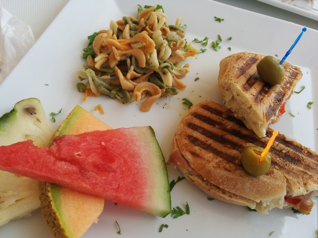 rain restaurant atgrand caribe belize