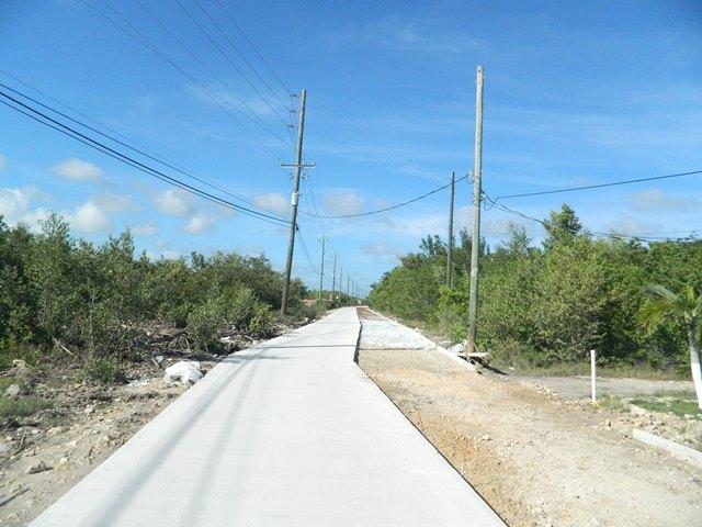 road north ambergris caye