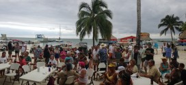 ABC's beach bar was rockin