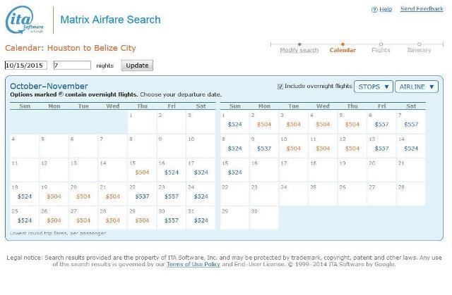 cheap flights to belize