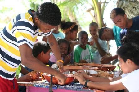 volunteering in belize