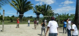 Volleyball and CPR at The Belize Zoo