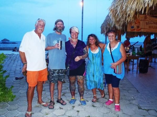 Volunteer in Belize