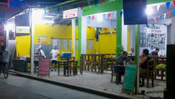 San Pedro Belize Restaurants