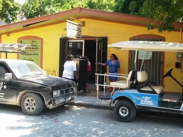 Belize mail