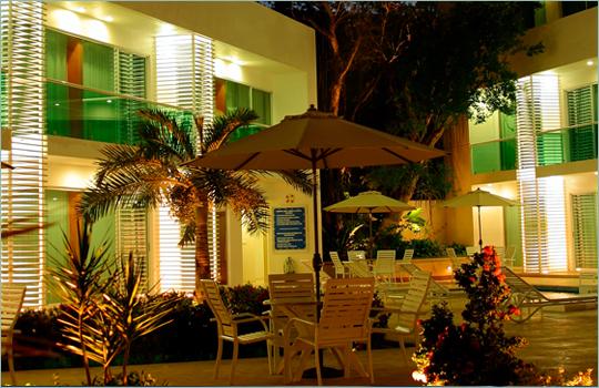 Los Cocos Chetumal Hotel