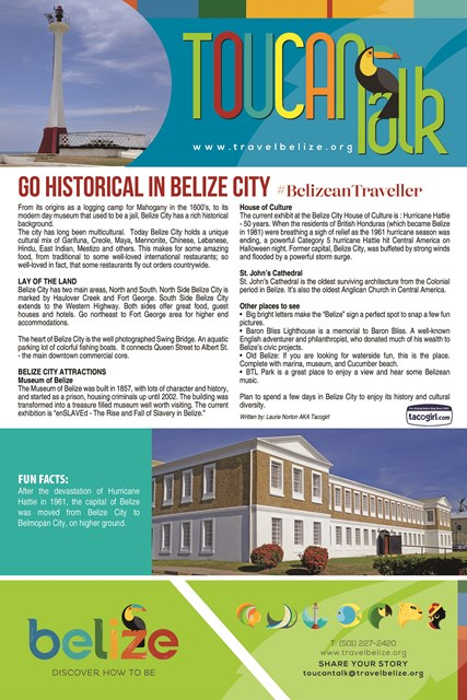 Belize City Attractions