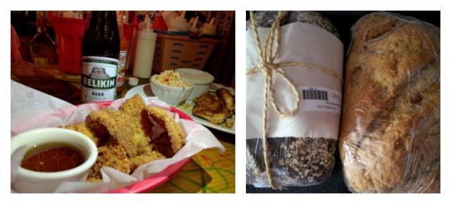 Palapa Bar and Farmhouse Deli food