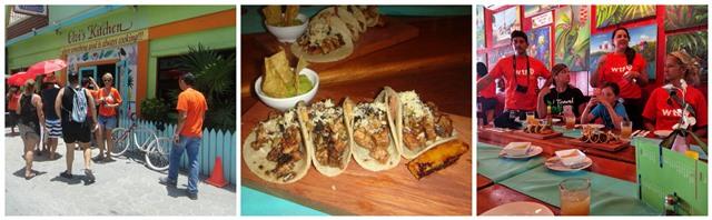 Elvi's Kitchen Belize Restaurant