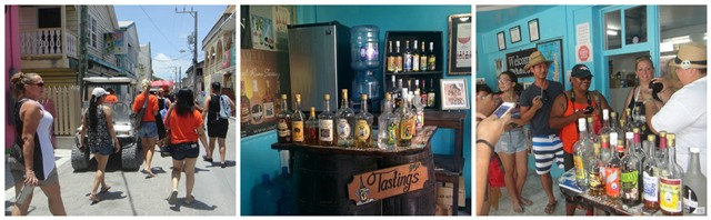 Travelers Rum Belize