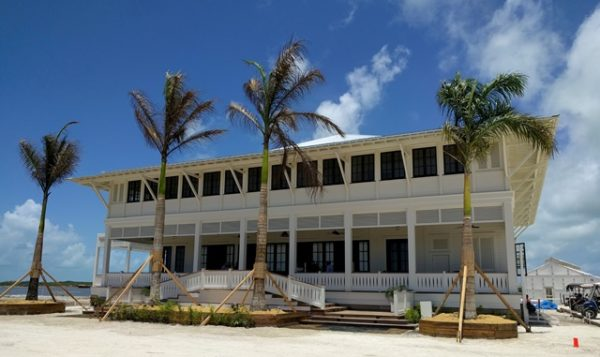 The Great House Mahogany Bay Ambergris Caye