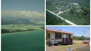 Tropic Air flight from San edro to Belmopan