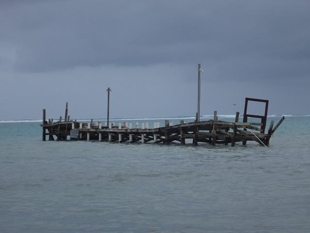 Devastation from Hurricane Earl
