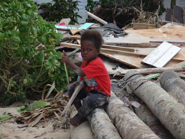 Hurricane Earl Belize