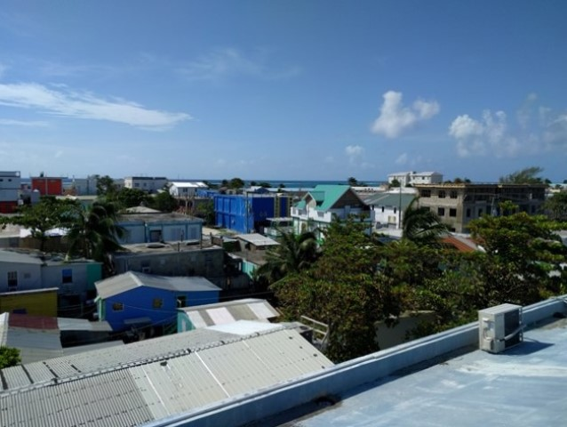 HOt and Sunny weather in Belize
